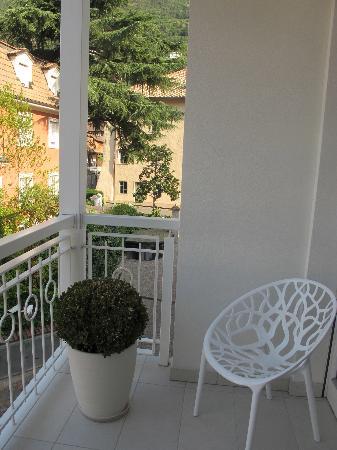 Magdalener Hof: Our Balcony