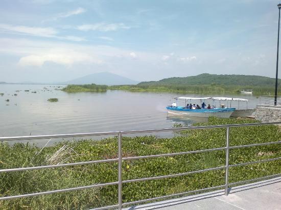 Guanajuato, Mexiko: Embarcadero Laguna de Yuriria