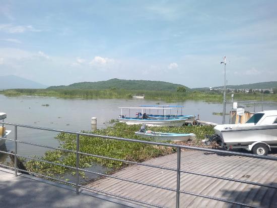 Embarcadero Laguna de Yuriria