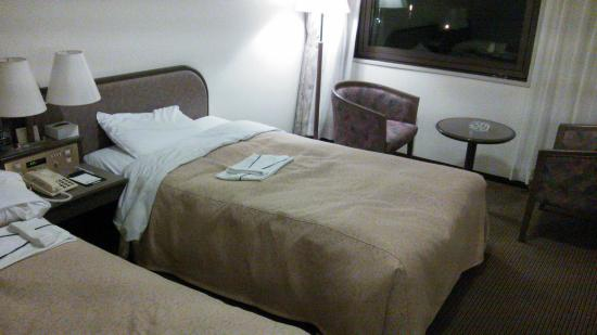 Hotel Sunroute Aomori: ツイン