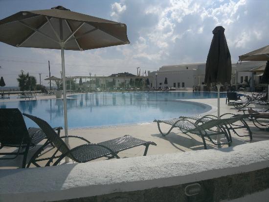 Naxos Imperial Resort & Spa: la piscina esterna
