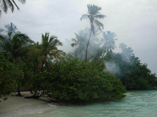 Biyadhoo Island Resort: magical spirits :-)