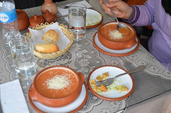 Victor Victoria Restaurant : le zuppe