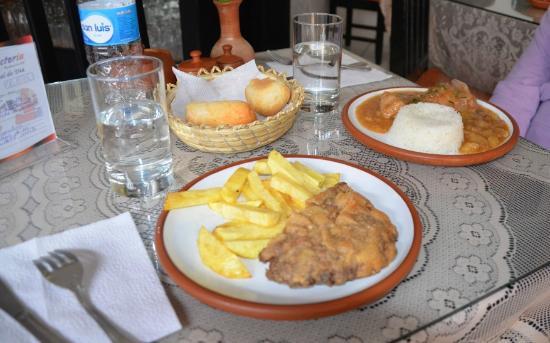 Victor Victoria Restaurant : i secondi
