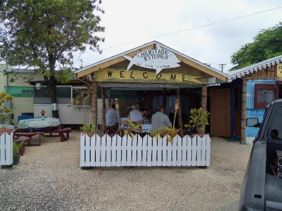 Heritage Kitchen West Bay Cayman Islands