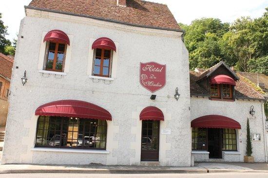 Hotel du Moulin: facade Hôtel