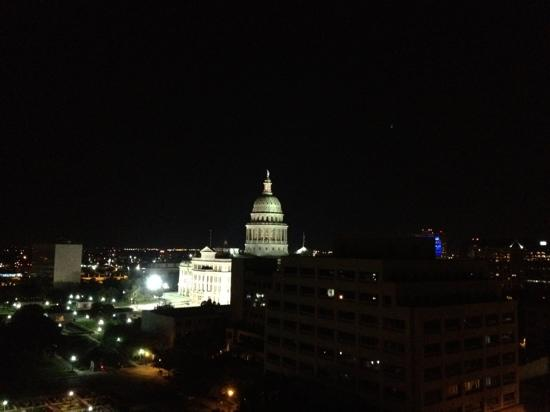 DoubleTree Suites by Hilton - Austin: View from balcony of Room 1308