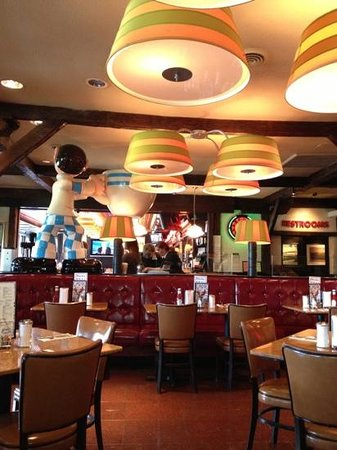 Eveready Diner: bright, extra clean