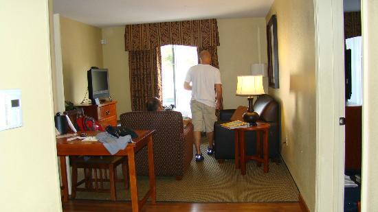 Homewood Suites by Hilton Agoura Hills: Wohnbereich