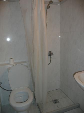 Athos Hotel : bathroom