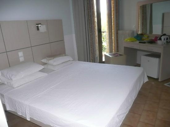 Athos Hotel: double room