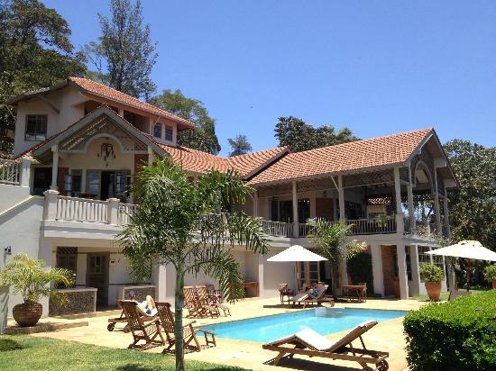 Onsea House Country Inn & Guest Cottage: Machweo