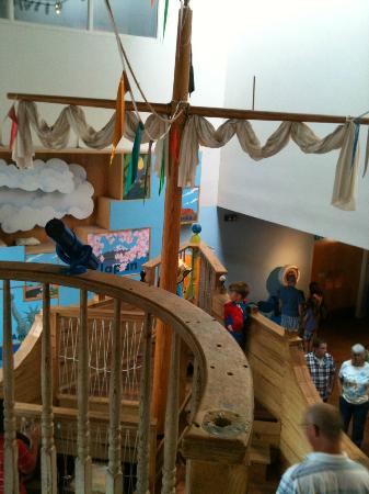 Marbles Kids Museum: Pirate Ship