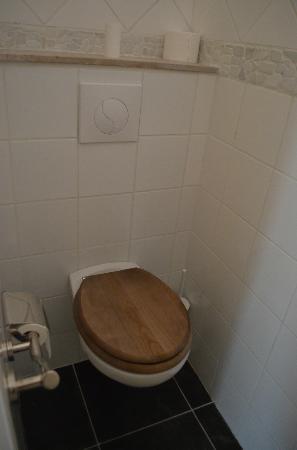 Eremyten Hof: Suite toilet
