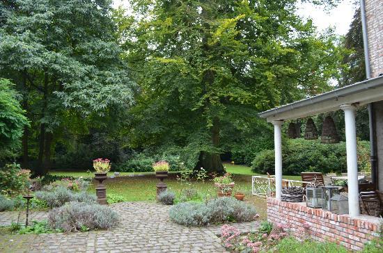 Eremyten Hof: Garden