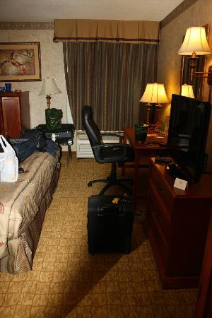 La Quinta Inn Waldorf: Zimmer
