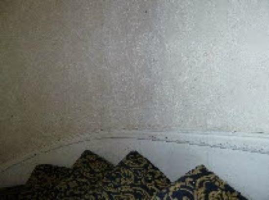 Didjeridoo Dreamtime Inn: Shabby stairwell