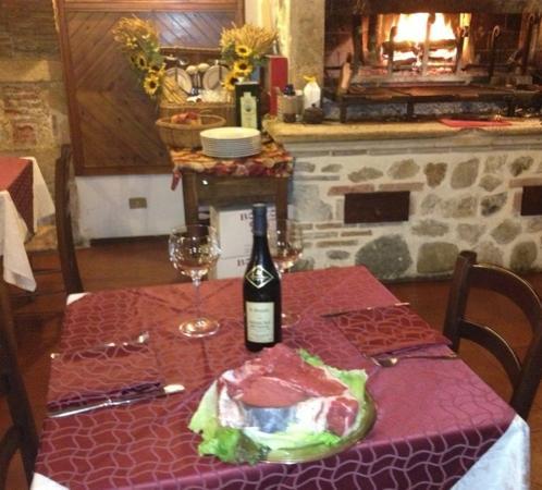 Osteria del Borgonovo : ...