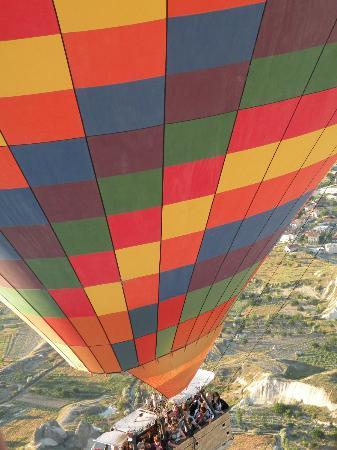 Euphrates Tours : Experiencia maravillosa, vuelo en globo en Cappadocia, no debe faltar en su viaje.