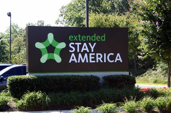 Extended Stay America - Annapolis - Womack Drive: Aussen