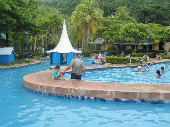 Hotel & Club Punta Leona: Picina para niños