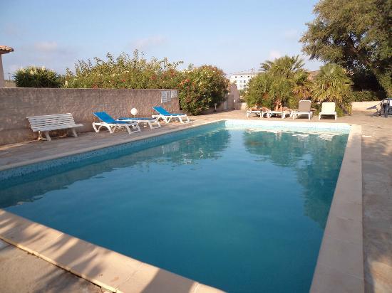 Hotel Residence de Tourisme Stella Marina : La piscine