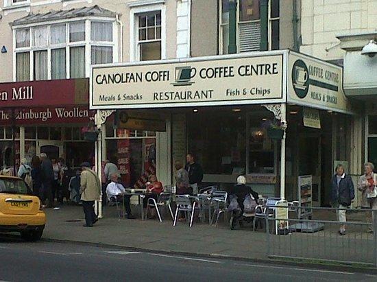 Coffee Centre, Llandudno