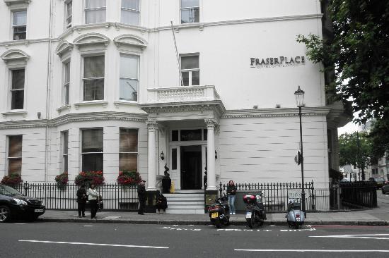 Fraser Suites Queens Gate: Ótima localização!