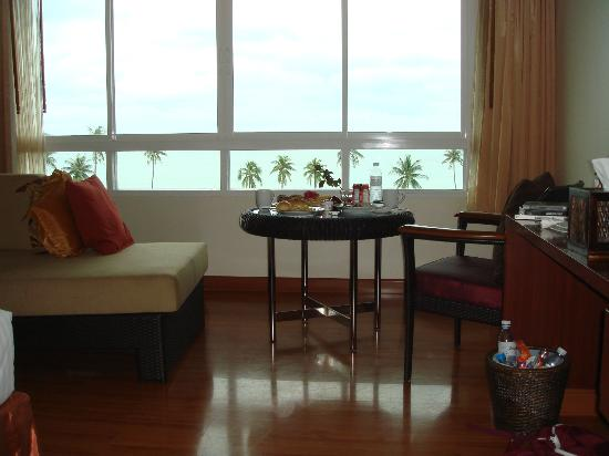 Pullman Phuket Panwa Beach Resort: Comfortable living space