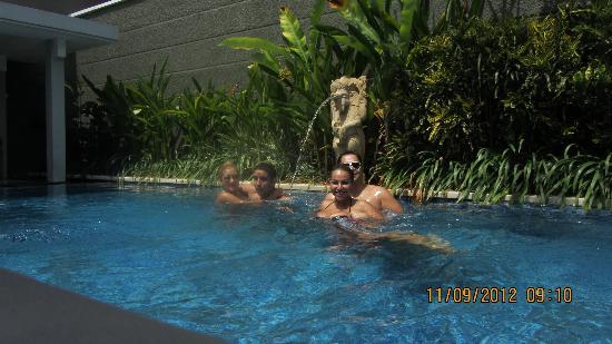 Abi Bali Resort & Villa: POOL