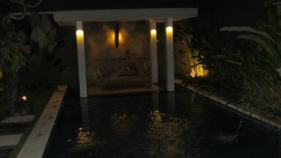 Abi Bali Resort & Villa: GARDEN