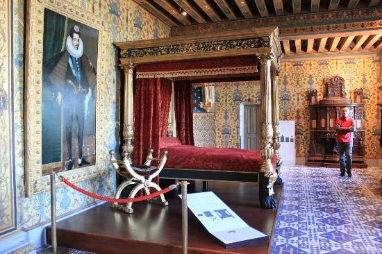 Ch teau de blois photo de chateau royal de blois blois for Scene d interieur blois