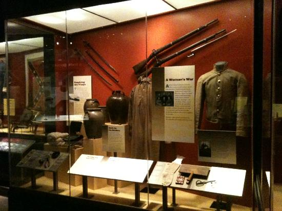North Carolina Museum of History: Civil War