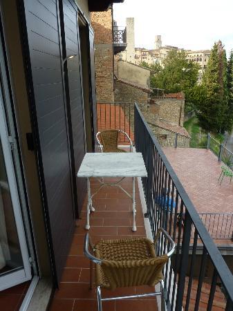 Hotel Bel Soggiorno: Balkon