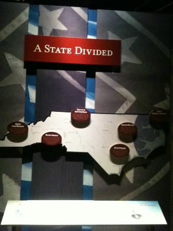 North Carolina Museum of History: A State Divided