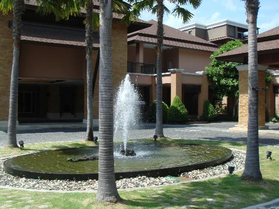 Pullman Phuket Panwa Beach Resort : Main entrance