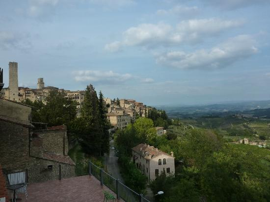 Hotel Bel Soggiorno: Traumblick vom Balkon
