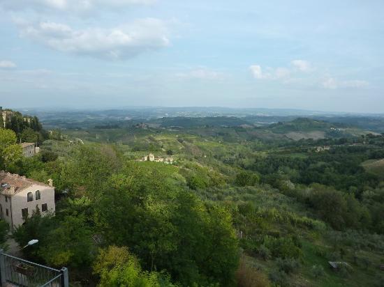 Hotel Bel Soggiorno: traumhafte Aussicht