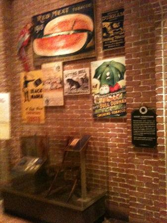 North Carolina Museum of History: Advertisement