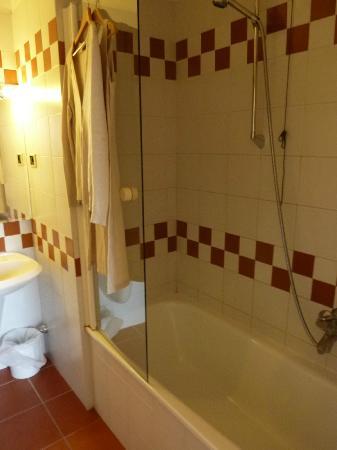 Hotel Bel Soggiorno: die Dusche war katastrophal
