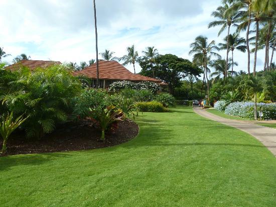 Aston Maui Kaanapali Villas: Groounds