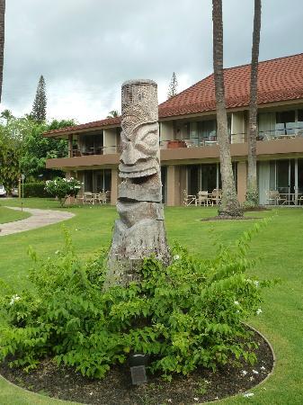 Aston Maui Kaanapali Villas: Random tiki