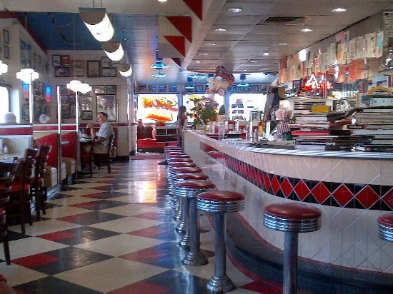 Hands Off Picture Of Galaxy Diner Flagstaff Tripadvisor