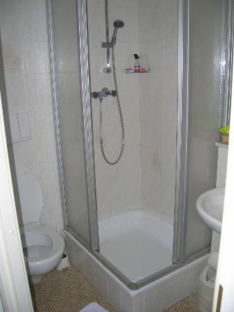 Novalis Hotel: bagno