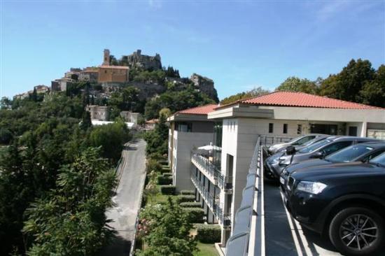 Car Parking Picture Of Eza Vista Eze Tripadvisor