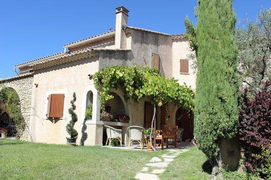 Domaine le Puy du Maupas: L'hospitalité