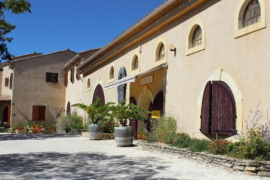 Domaine le Puy du Maupas: Le vin