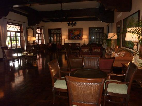 Belmond Hotel das Cataratas: Residents' lounge area