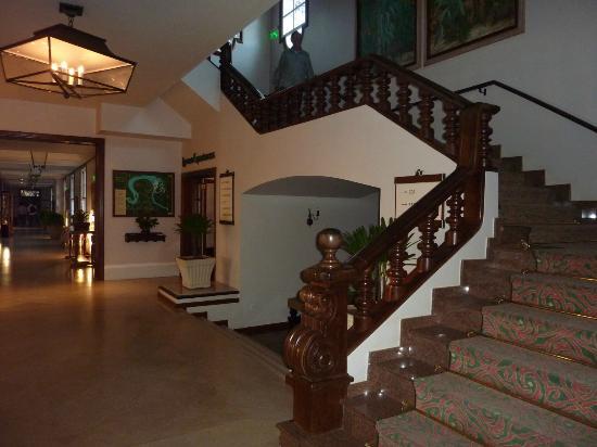 Belmond Hotel das Cataratas: Main staircase