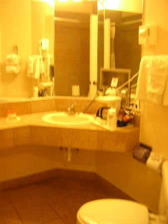 Days Inn Monterey Downtown: Bathroom